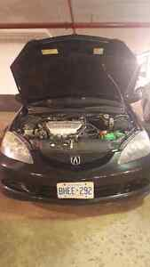 Acura rsx type S 2005 with full k20a type R
