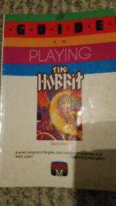 A Guide to Playing The Hobbit - 1984
