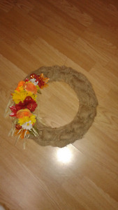 Outside Wreath 13'