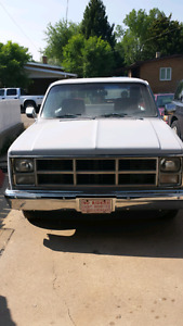 Reduced 81 chevy blazer for sale $3400 or obo