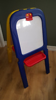 Crayola brand Dry erase and magnetic Easel Moncton New Brunswick Preview