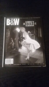 Black & White Magazine 2008, 5$ each (5$ chacun)