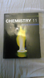 Nelson Chemistry 11 - Study Guide