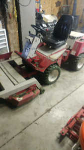 Ventrac Commercial Mower
