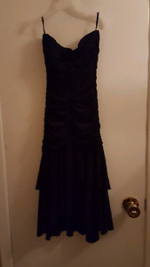 Black dress from le chateau