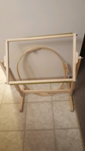 Quilting and Embroidery Stand