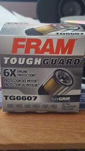 FRAM Tough Guard Oil Filter