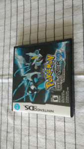Pokemon Black 2, Mint condition, original.