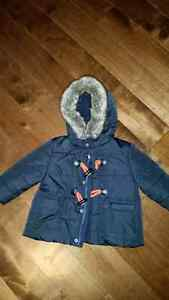 Manteau 6-12 mois Joe Fresh