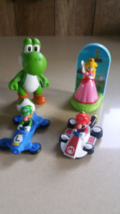 Lot de figurines Mario Bros