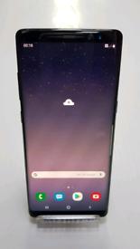 Samsung Galaxy note 8 black 64 gb