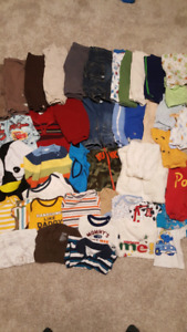 3-6 Month Baby Lot - 44 Pieces