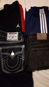 looking to trade true religion jeans for phone