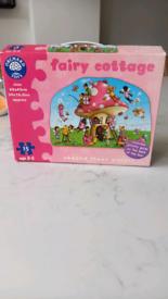 Fairy Cottage Jigsaw Puzzle