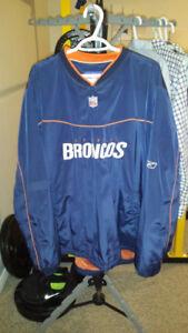 Denver Broncos Jackets - Mens XL
