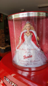 2001 Holiday Barbie - Collectors Doll