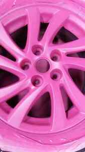 Professional Plastidipping for Rims  Cambridge Kitchener Area image 2