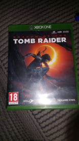 Shadow of the tomb raider fir x box one...what a game 👍👍👍
