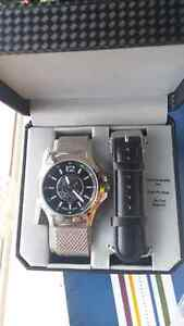 Blue jays watch brand new  extra leather strap