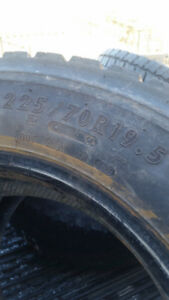 4 225/70r19.5 continental tires.
