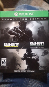 Xbox One Call of Duty Infinte Warfare Legacy Pro
