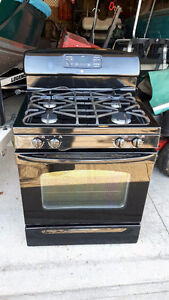 GE Free Standing Gas Stove