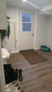 May 1st- 2 Bedroom Basement Apartment near SLC