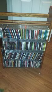 Over 200 Awesome Music CD's (MIxed Rock, Pop and Country)