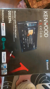 Kenwood touchscreen Deck