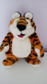 12 Inch Vintage Tony Tiger mint cond! Can be viewed on garden table!!