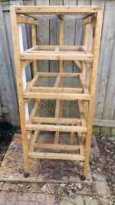 Rodent Racks $80 each with bins