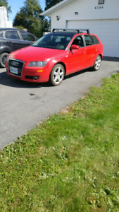 2007 audi A3 try your trades