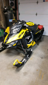 Skidoo rev xp and xs chassis parts