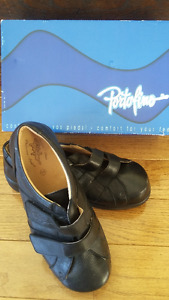Ladies All Leather Porto-Fino Shoes
