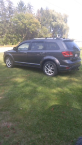 2014 Dodge Journey R/T.   AWD