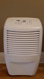 Used WHIRLPOOL GOLD 50PTS/DAY Dehumidifier
