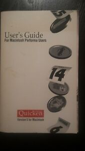 Quicken for Macintosh