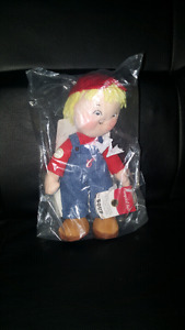 9 inch Campbell's kids doll century edition #1