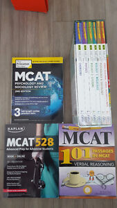MCAT Examkrackers Complete 9th Edition +More