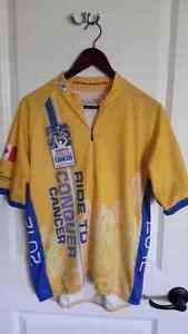 Cycling Jerseys x2