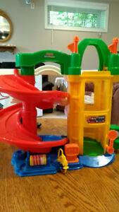 Various Kids Toys and New Hardwood Baby Crib For Sale