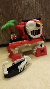 Imaginext Pirate system