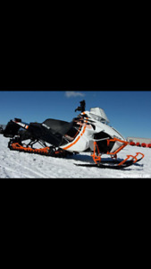 2015 Acrtic Cat M8000 Snow Pro Limited 153