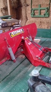 60 in stiener hyd angle blade