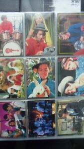 1996-THE MONKEES-Cornerstone-Trading Cards.