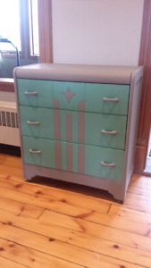 Beautiful retro dresser