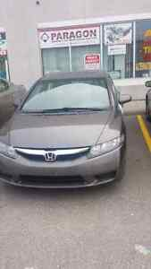 2010 Honda civic.automatic.finance available