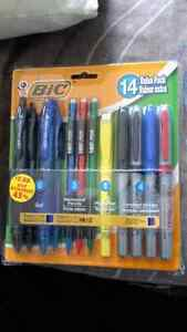 Pen, marker, pencil kit Cornwall Ontario image 1