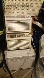 3 Window Mount Air Conditioners Strathcona County Edmonton Area image 1