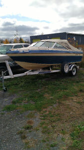 1984 Grew 158 bowrider with 90 horse Johnson asking $2700 OBO